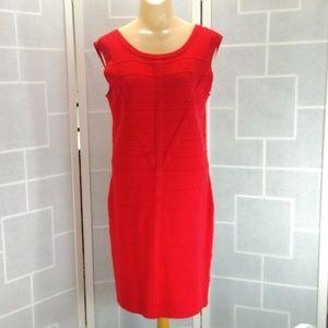 Kardashian Collection Red Dress